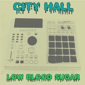 LOWBLOODSUGAR EP cover art