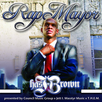 Rap Mayor (mixtape) cover art