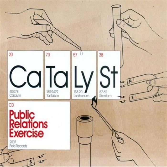 Catalyst cover art