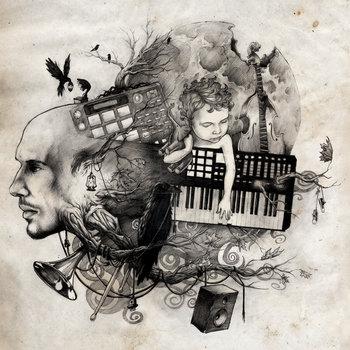 Organic cover art