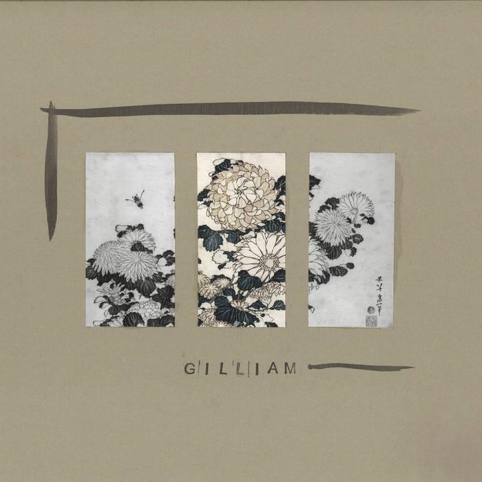 Gilliam EP cover art
