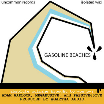 Gasoline Beaches cover art