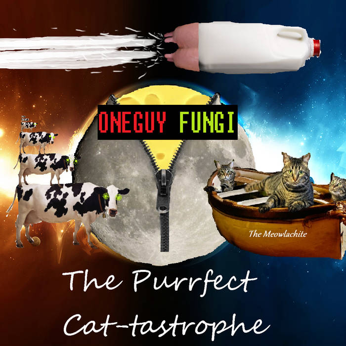 The Purrfect Cat-tastrophe cover art