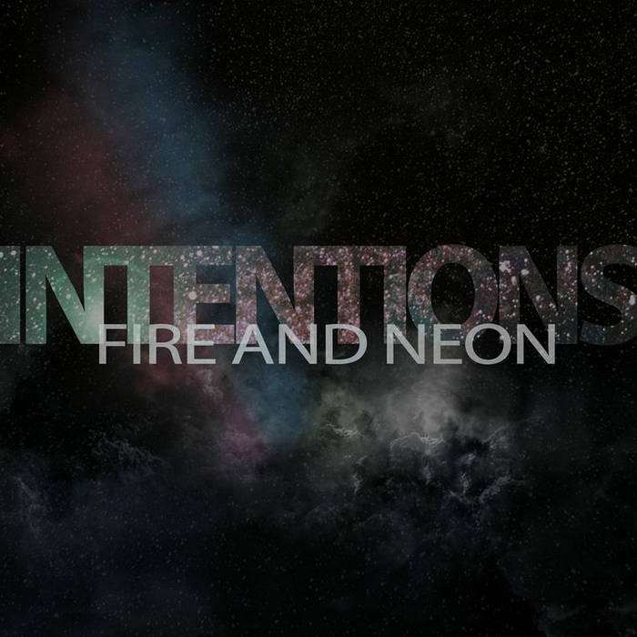 Intentions EP cover art