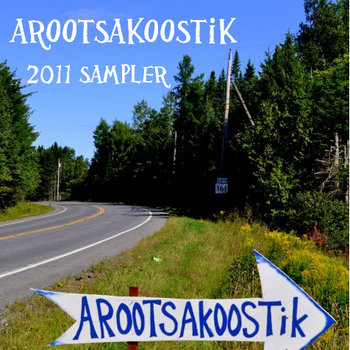 Arootsakoostik 2011 CD Sampler cover art