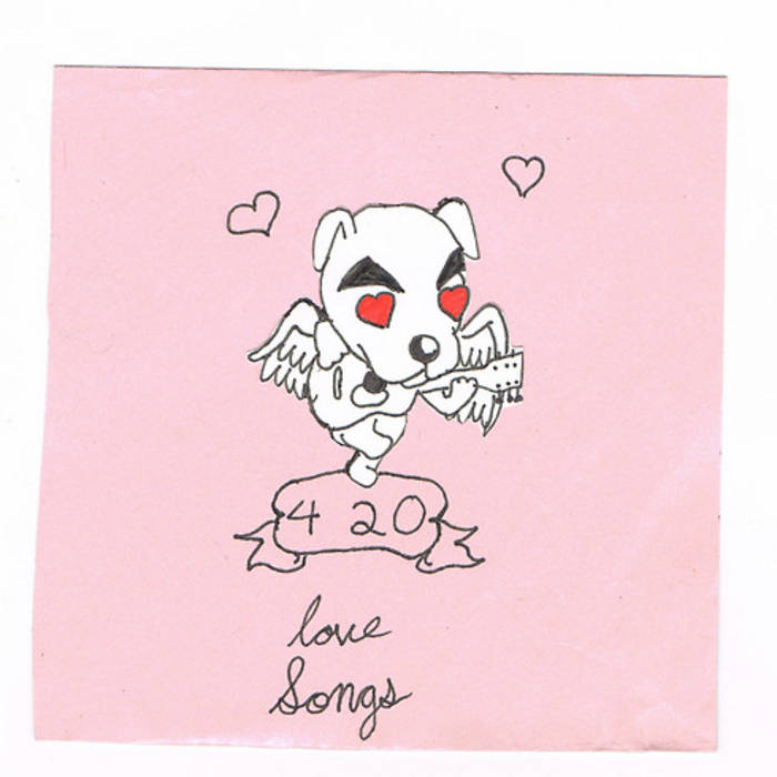 420 love songs (first 40) cover art