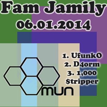 FAM JAMILY 6.01.2014 cover art
