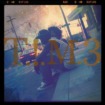 T.!.M.3 EP cover art