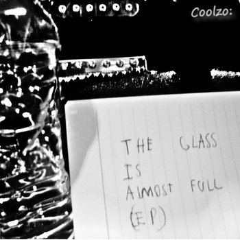 The Glass is Almost Full EP cover art