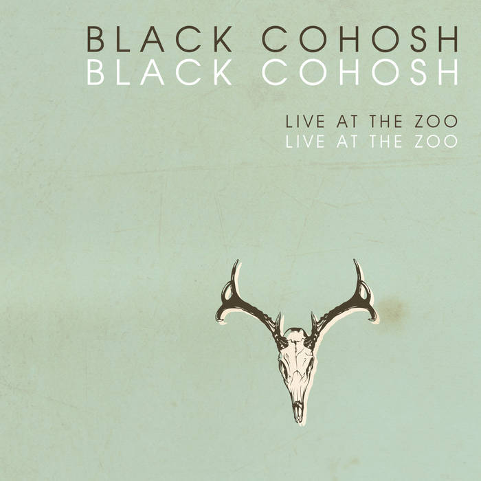 Live at the Zoo cover art