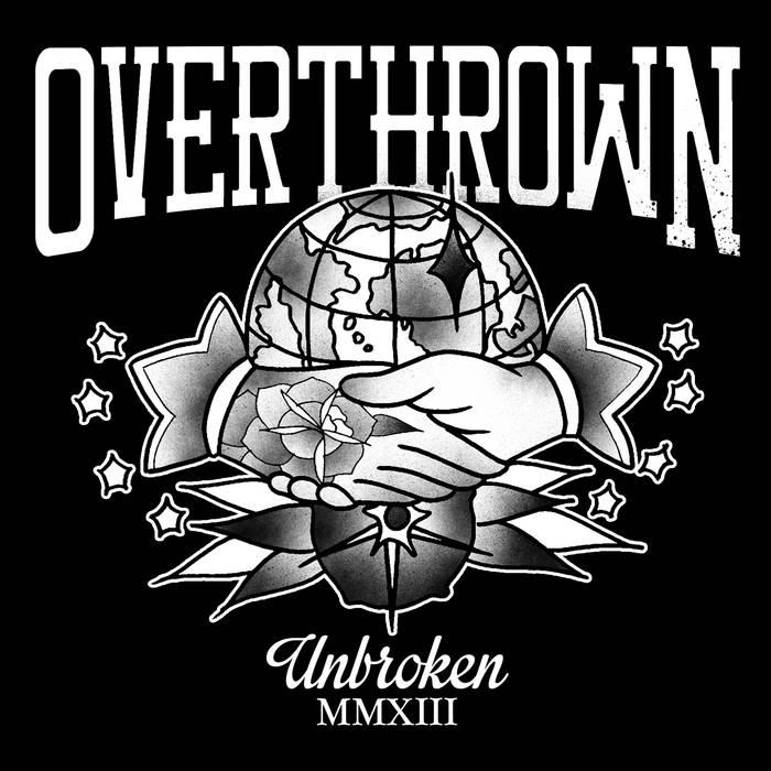 Unbroken (EP) cover art