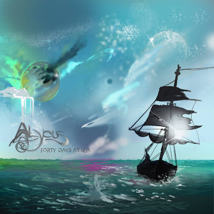 Forty Days at Sea cover art