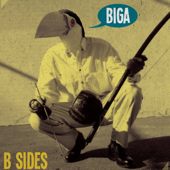 B Sides cover art