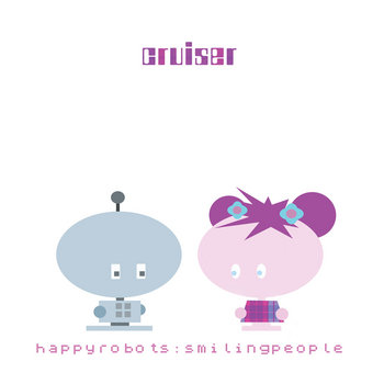 happyrobots:smilingpeople cover art
