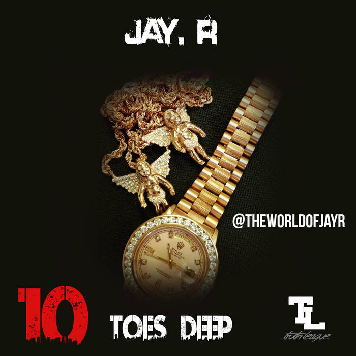 10 Toes Deep cover art