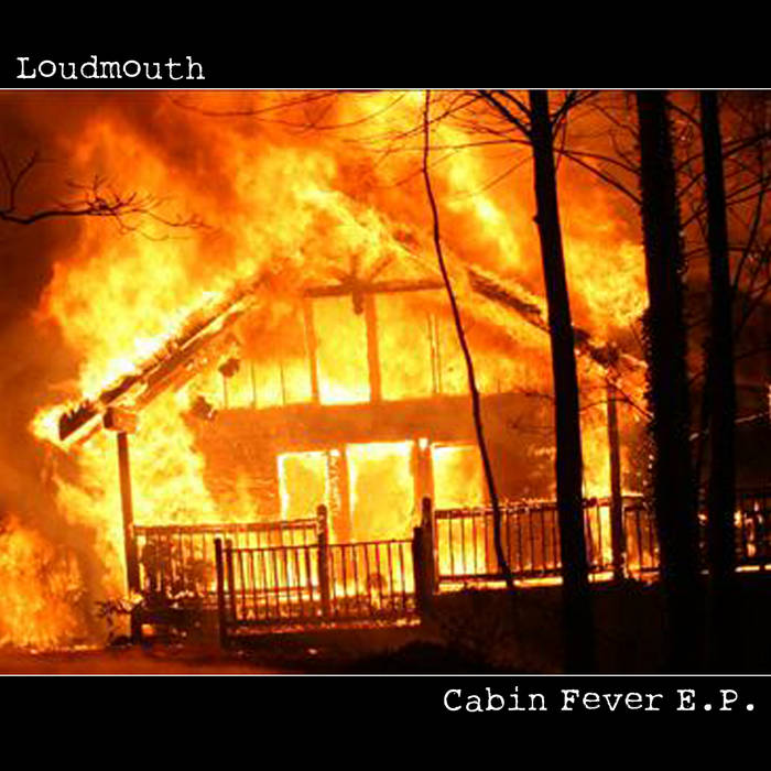 Cabin Fever E.P. cover art