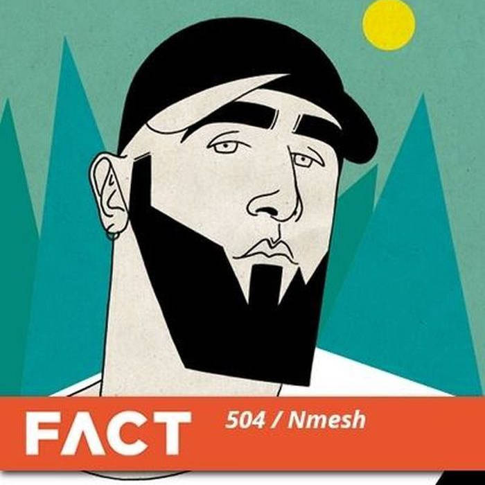 FACT Mix 504: Nmesh cover art