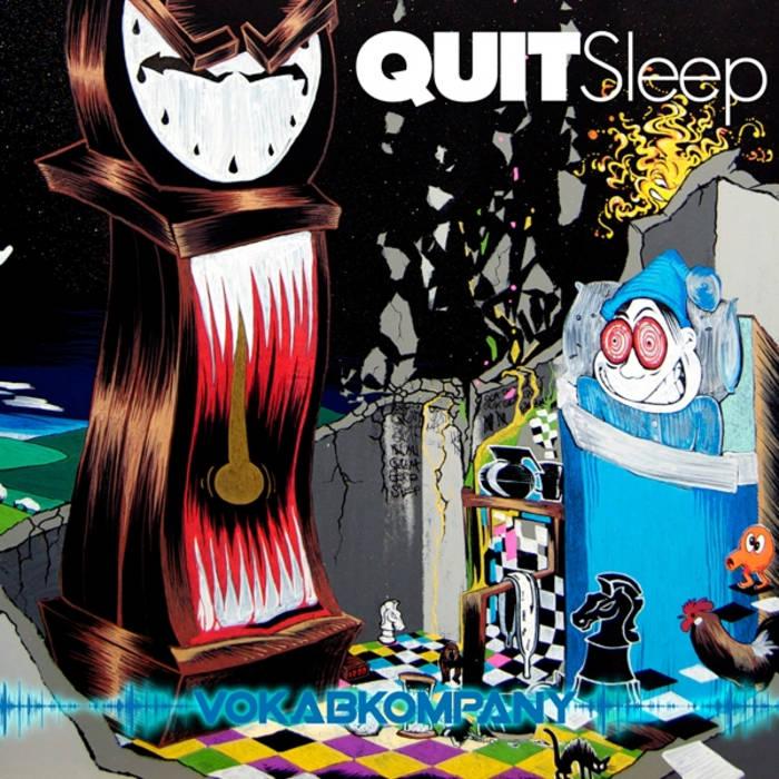 Quit Sleep (Album 2011) cover art