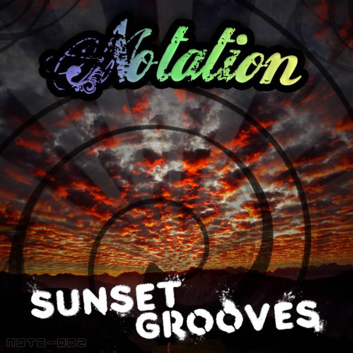 Sunset Grooves cover art