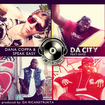 Da City (DJ Pack) cover art