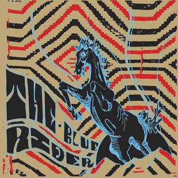 The Blue Rider EP cover art