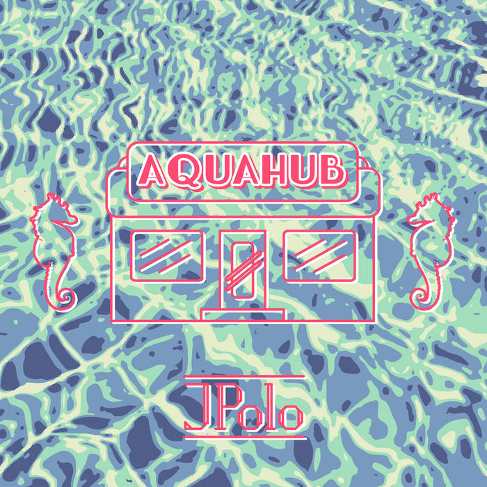 Aquahub EP cover art