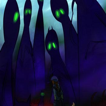 Forest Spirit Friends cover art