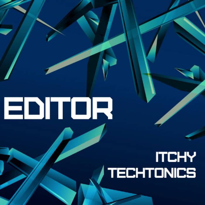 Itchy Techtonics cover art