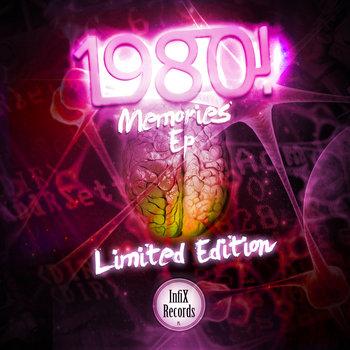 Memories The Remixes E.P cover art