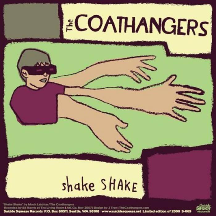 Shake Shake / Dreamboat cover art