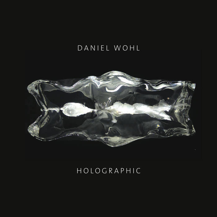 Holographic cover art