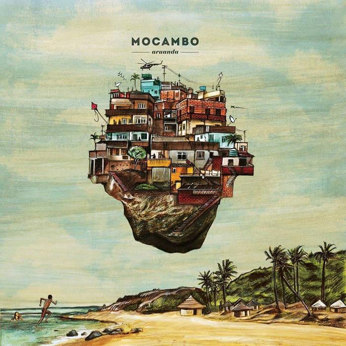 """Triste Bahia"" pour Mocambo (Aruanda LP) cover art"