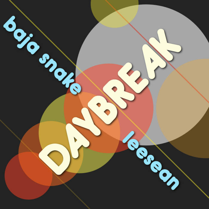 daybreak (baja snake remix) cover art