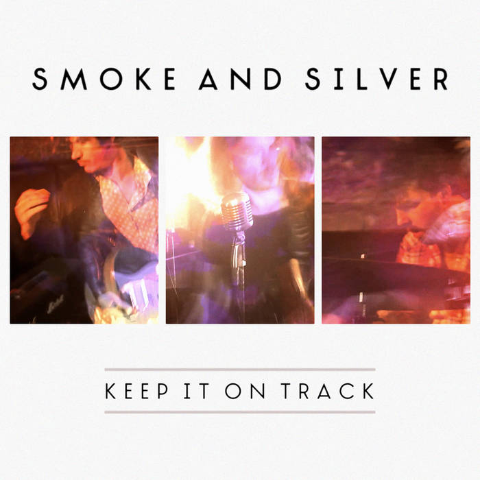 Keep it on Track cover art