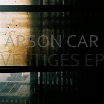 Vestiges EP cover art