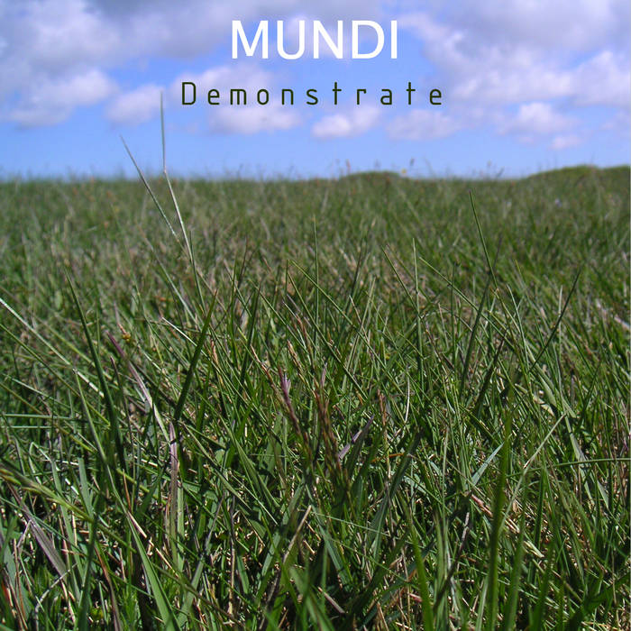 Demonstrate cover art
