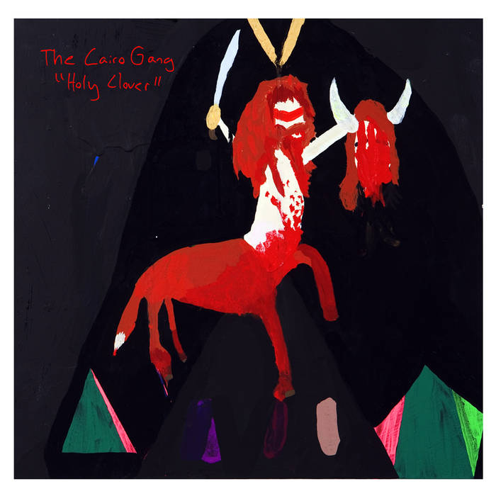 Holy Clover EP cover art