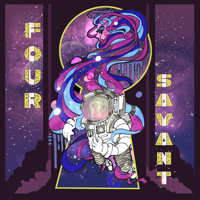 Four Savant cover art