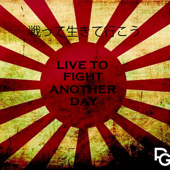 Live To Fight Another Day cover art