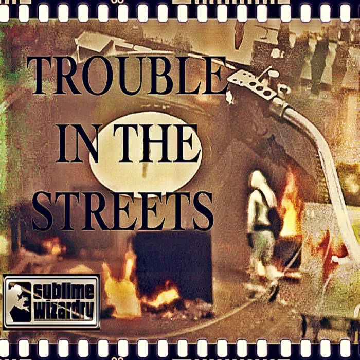 Trouble In The Streets cover art