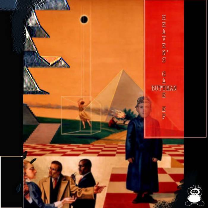 Heaven's Gate EP cover art