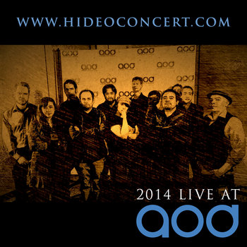 Live at AOD 2014 cover art