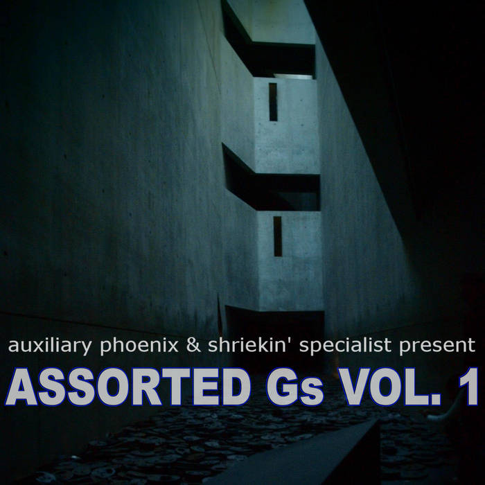 Assorted Gs, Vol. 1 cover art