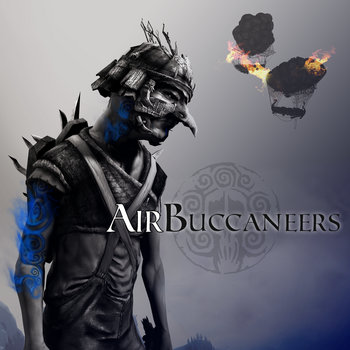 AirBuccaneers Soundtrack cover art