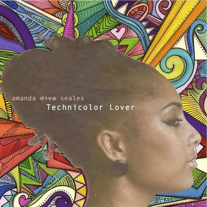 Technicolor Lover cover art