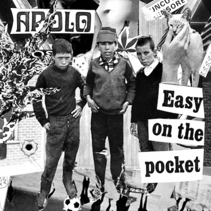 Easy on the Pocket cover art