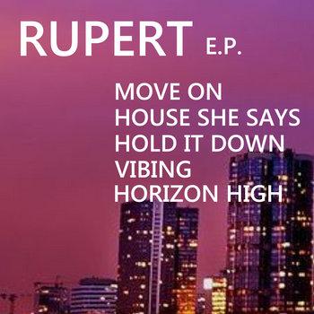 RUPERT E.P. cover art