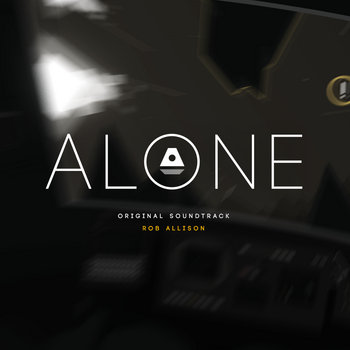 ALONE OST cover art