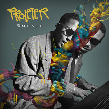 Rookie EP cover art