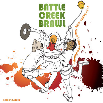 Battle Creek Brawl (neji-130) cover art